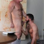 Hot Older Male Conor Harris and Brendan Patrick Hairy Muscle Daddy bareback Amateur Gay Porn 07 150x150 Hairy Muscular Daddy Conor Harris Barebacks Brendan Patrick