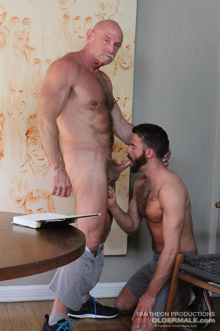 Hot Older Male Conor Harris and Brendan Patrick Hairy Muscle Daddy bareback Amateur Gay Porn 07 Hairy Muscular Daddy Conor Harris Barebacks Brendan Patrick