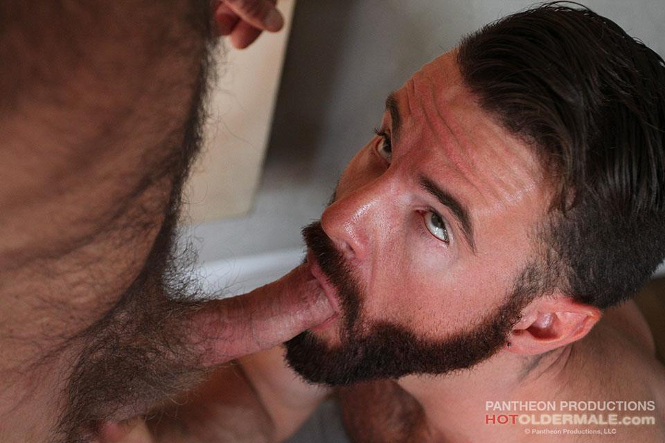 Hot Older Male Conor Harris and Brendan Patrick Hairy Muscle Daddy bareback Amateur Gay Porn 08 Hairy Muscular Daddy Conor Harris Barebacks Brendan Patrick