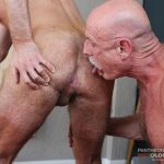 Hot Older Male Conor Harris and Brendan Patrick Hairy Muscle Daddy bareback Amateur Gay Porn 10 150x150 Hairy Muscular Daddy Conor Harris Barebacks Brendan Patrick