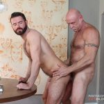 Hot Older Male Conor Harris and Brendan Patrick Hairy Muscle Daddy bareback Amateur Gay Porn 11 150x150 Hairy Muscular Daddy Conor Harris Barebacks Brendan Patrick
