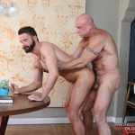 Hot Older Male Conor Harris and Brendan Patrick Hairy Muscle Daddy bareback Amateur Gay Porn 13 150x150 Hairy Muscular Daddy Conor Harris Barebacks Brendan Patrick