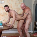 Hot Older Male Conor Harris and Brendan Patrick Hairy Muscle Daddy bareback Amateur Gay Porn 14 150x150 Hairy Muscular Daddy Conor Harris Barebacks Brendan Patrick