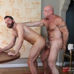 Hot Older Male Conor Harris and Brendan Patrick Hairy Muscle Daddy bareback Amateur Gay Porn 15 150x150 Hairy Muscular Daddy Conor Harris Barebacks Brendan Patrick