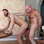 Hot Older Male Conor Harris and Brendan Patrick Hairy Muscle Daddy bareback Amateur Gay Porn 16 150x150 Hairy Muscular Daddy Conor Harris Barebacks Brendan Patrick