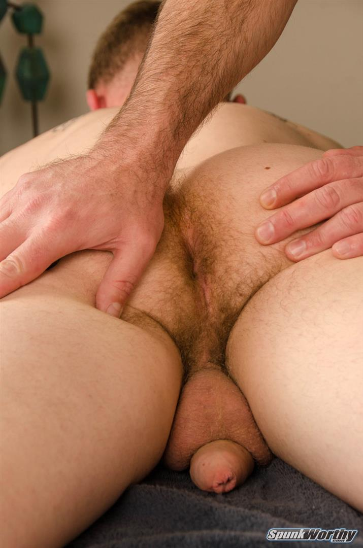 SpunkWorthy Wayne Marine With A Big Uncut Cock 08 Straight Military Redneck Get His Big Uncut Cock Jerked Off