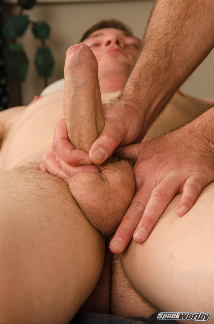 SpunkWorthy-Wayne-Marine-With-A-Big-Uncut-Cock-14 Straight Military Redneck Get His Big Uncut Cock Jerked Off