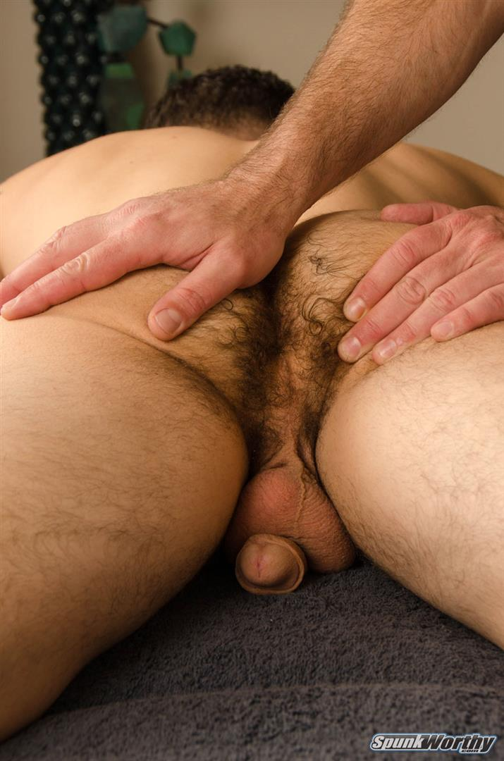 SpunkWorthy-Curtis-Marine-Massage-With-Happy-Ending-09 Beefy Straight Marine Gets A Gay Massage With A Happy Ending