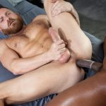 Raging-Stallion-Riley-Mitchell-and-Max-Konnor-Big-Black-Cock-Fucking-Hairy-Muscle-Bear-12-150x150 Max Konnor Fucks His Ride Share Driver In The Ass With His Big Black Dick