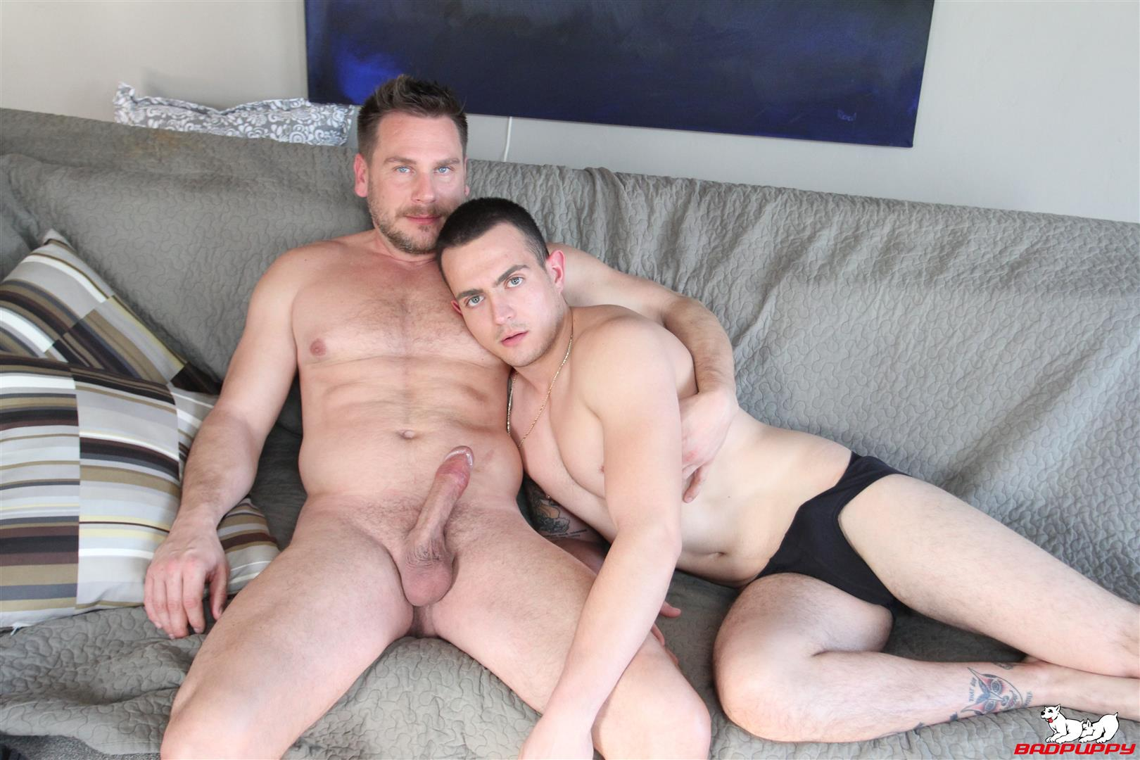 Badpuppy-Hans-Berlin-and-Ryan-Kroger-Big-Dick-Daddy-Barebacking-Boy-05 Big Dick Daddy Hans Berlin Barebacking Ryan Kroger
