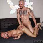 TimTales-Patrick-Dei-and-Vicman-Big-Dick-Bareback-Gay-Sex-Video-16-150x150 TimTales: Vicman Barebacks Patrick Dei With His Big Daddy Dick